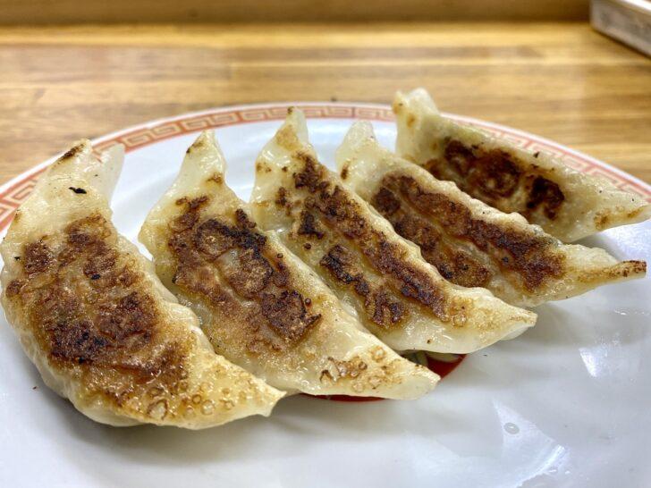 「亀戸餃子」待たずに出てくる絶品わんこ餃子