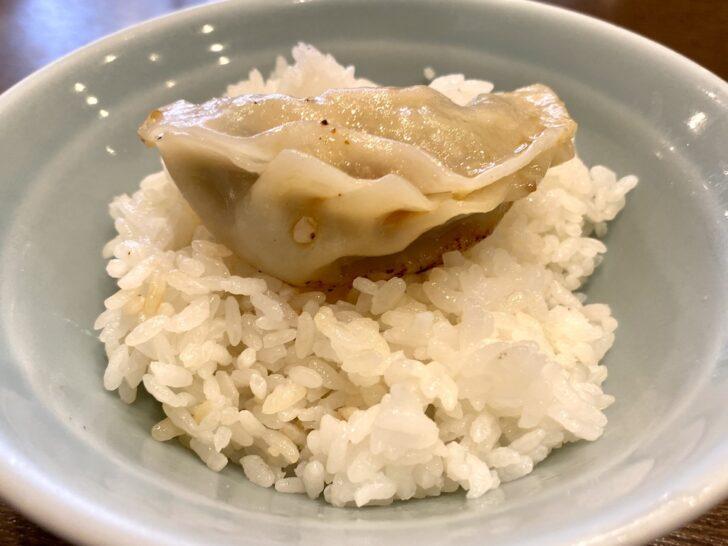 「三幸園」あふれ出る肉汁を白米で受け止める幸せ