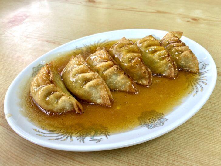 本駒込「兆徳」 丁寧に作られた餃子は焼いても揚げても美味かった